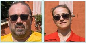 Ferruccio Cortesi e Carla Iacono Isidoro