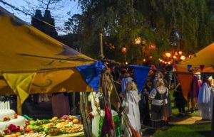 Hobbiton Market Place - b