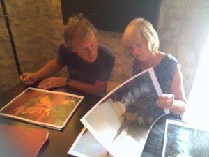 Roger e Linda Garland