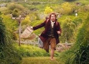 Bilbo - I'm going on an adventure