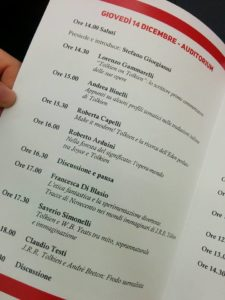 Programma 14-12-2017 Trento