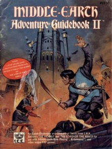 Middle-earth Adventure Book