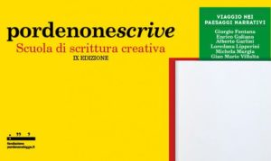 Pordenonescrive 2018