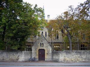 St Antony College