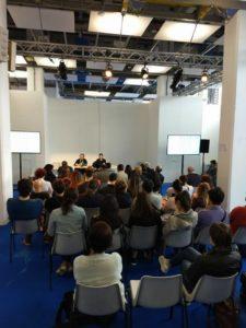 Salone Internazionale del Libro 2018 - Roberto Arduini e Sara Gianotto (2)