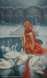 First Snow - Elena Kukanova