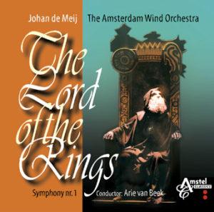 Cover Symphony de Meij