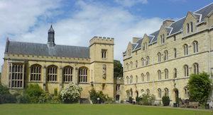 Pembroke Chapel Quad