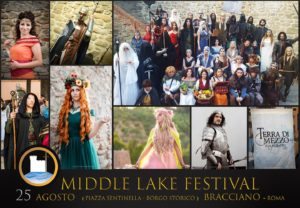 Terra di Mezzo Cosplayers - Middle Lake Festival