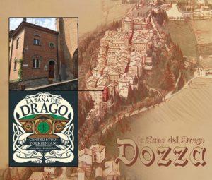 Mappa Dozza con Tana