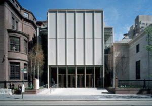 Morgan Library & Museum - entrata