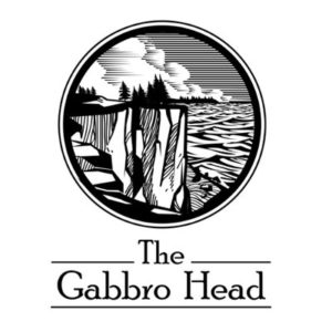 The Gabbro Head - logo