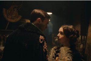 Tolkien, biopic - John e Edith 2