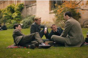 Tolkien, biopic - TCBS