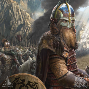 La cavalcata dei Rohirrim - Lords for the Ring 2019
