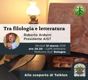 Tolkien, Tra filologia e letteratura - Roberto Arduini