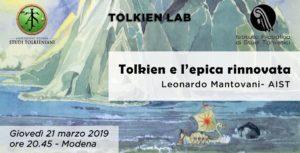 TolkienLab - Tolkien e l'epica rinnovata