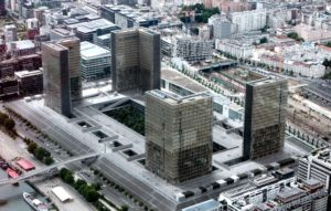 Bibliothèque nationale de France - Parigi
