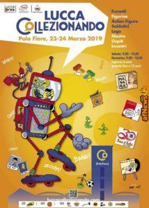 Collezionando 2019 - Lucca (poster)