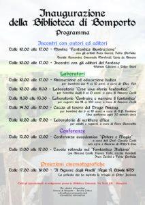OltrePorto - programma