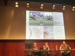 Presentazione mostra Bnf su Tolkien