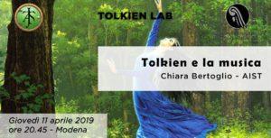 Tolkienlab Tolkien e la Musica