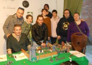 Regni di Atlantica: giochi alla Tana del Drago