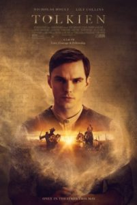 Biopic Tolkien: Locandina