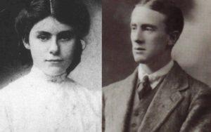 JRR Tolkien Edith Bratt