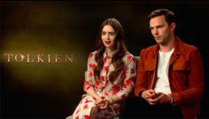 Biopic Tolkien attori