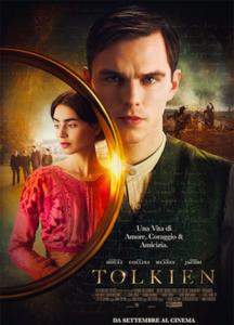 Locandina biopic Tolkien