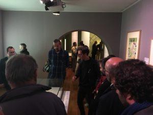 Vincent Ferrè mostra Parigi