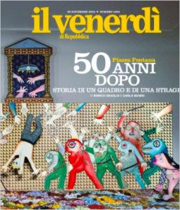 Cover Venerdì di Repubblica