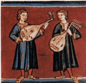 trovatori menestrelli