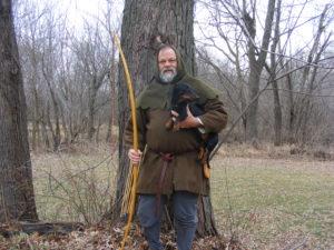 Gamekeeper: cacciatore con cane