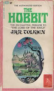 Copertina Hobbit Ballantine