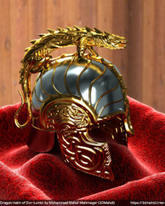 Dragon helm of Dor-lomin