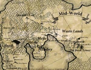 Mappa Medio Mondo