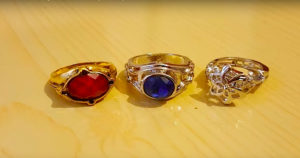 Tre Anelli elfici