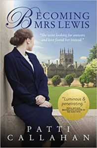 "Book: ""Becoming Mrs Lewis"""