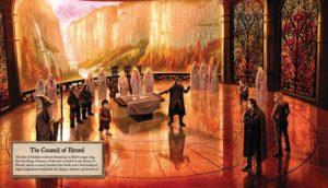 Card: Concilio di Elrond