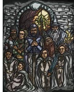 Hijo: Concilio di Elrond