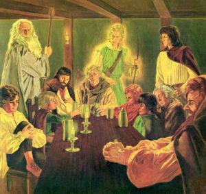Peter Caras: Concilio di Elrond