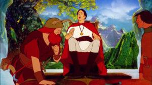 Ralph Bakshi: Concilio di Elrond