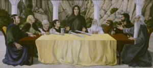Sean McAfee: Concilio di Elrond