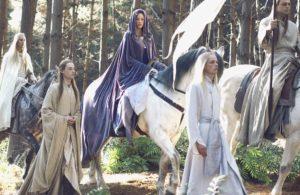 Film Peter Jackson: gli Elfi lasciano la Terra di Mezzo