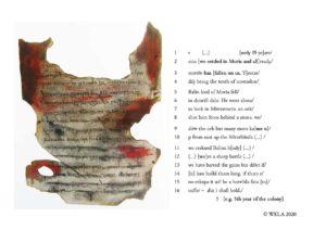 Libro di Mazarbul - Folio 02