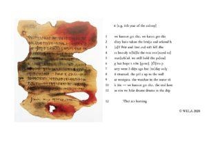 Libro di Mazarbul - Folio 03