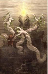 Knut Ekwall, Der Ring des Nibelungen, 1876