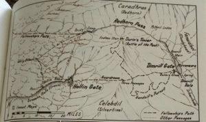 Mappa di Moria